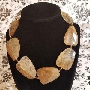 Chunky necklace jp6
